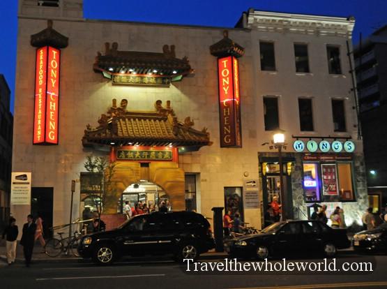 Chinatown Washington Dc Restaurants Santa Cruz Flea Market
