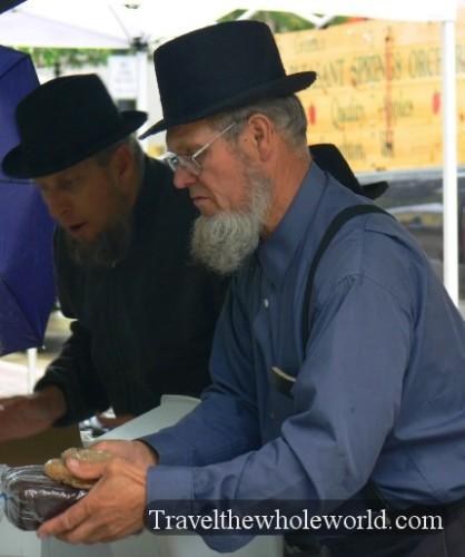 Wisconsin Madison Amish