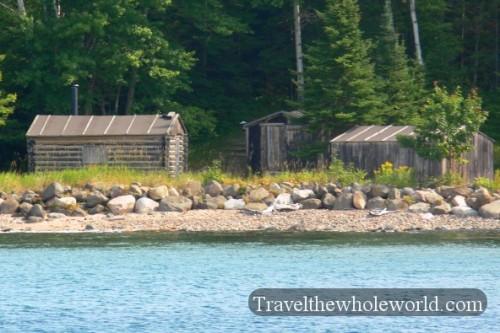 Wisconsin Apostle Islands Cabins