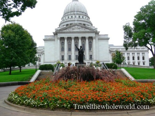 Wisconsin Madison Capitol