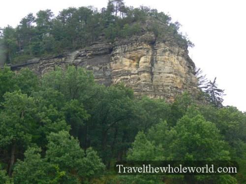 Wisconsin Castle Cliff