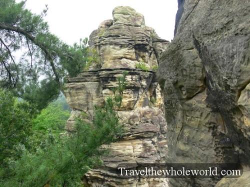 Wisconsin Castle Rock