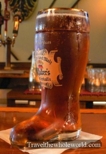 Wisconsin Milwaukee German Beer