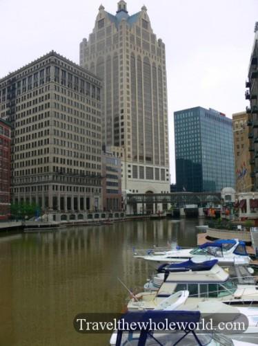 Wisconsin Milwaukee Downtown