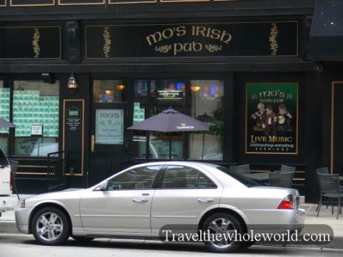 Wisconsin Milwaukee Irish Pub