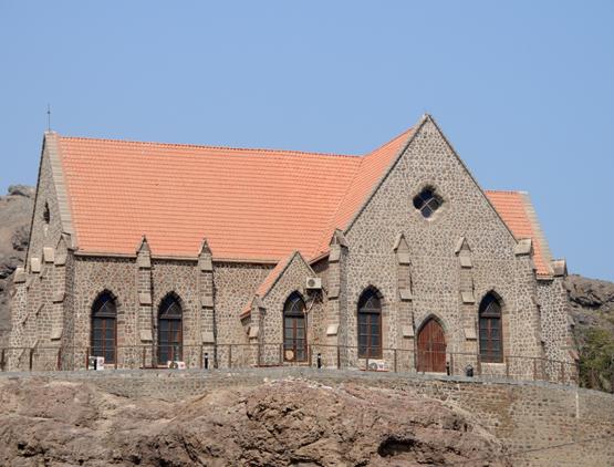 Yemen Aden Church