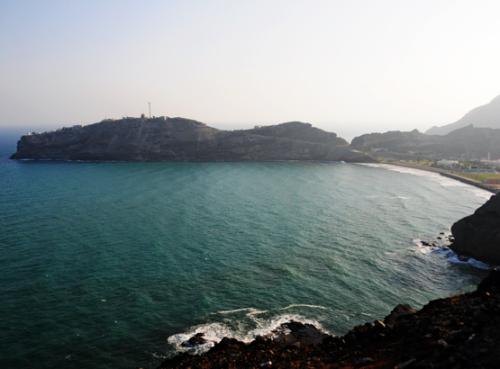 Yemen Aden Sea