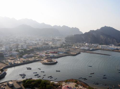 Yemen-Aden-View