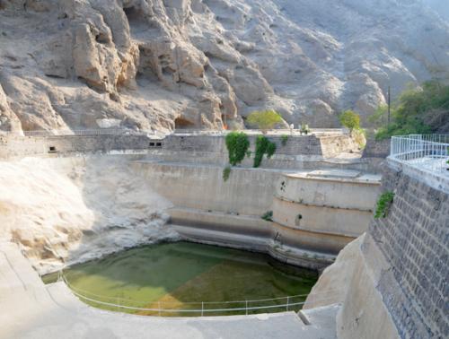 Yemen Aden Water Tanks