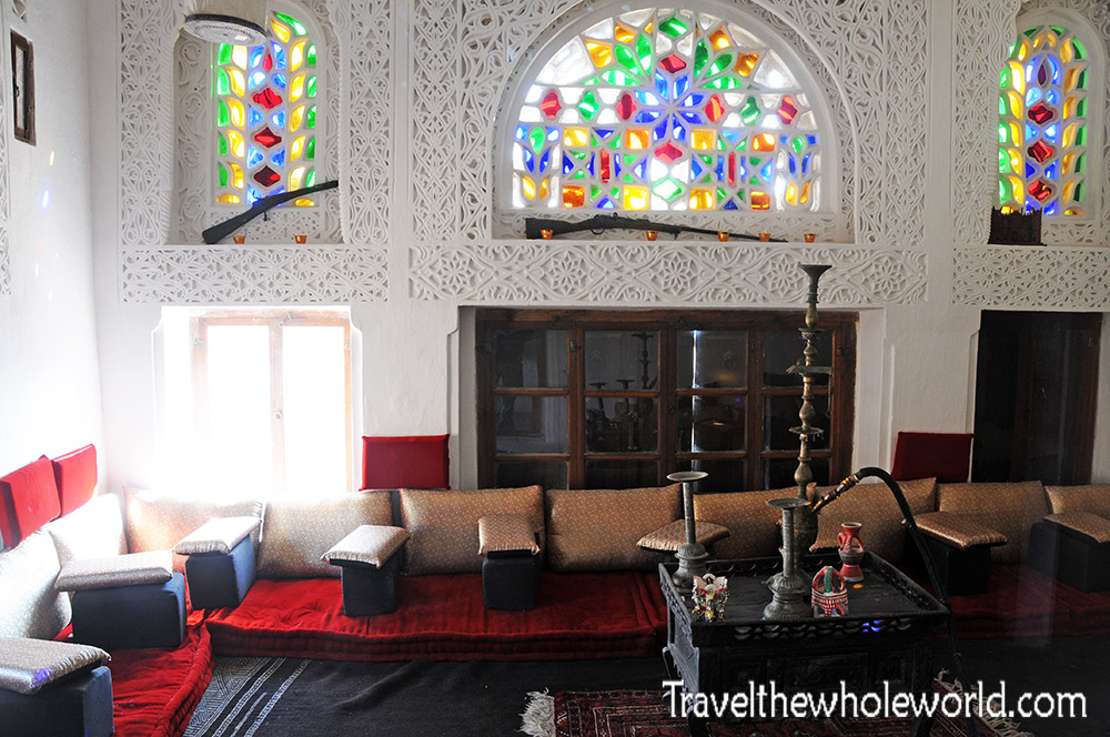 Yemen Dar Al Hajar Palace Room