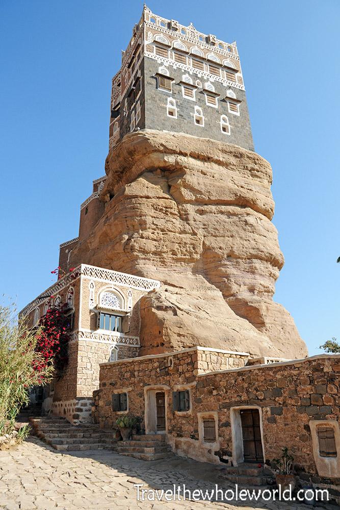 Yemen Dar Al Hajar Palace