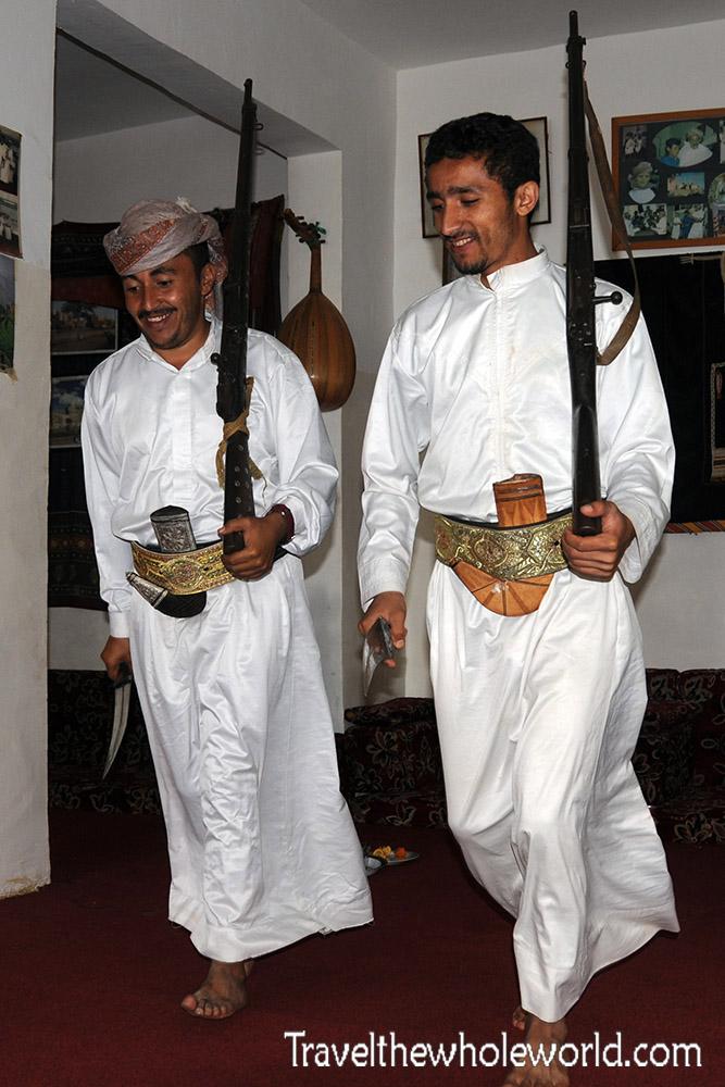 Yemen Manakha Dance
