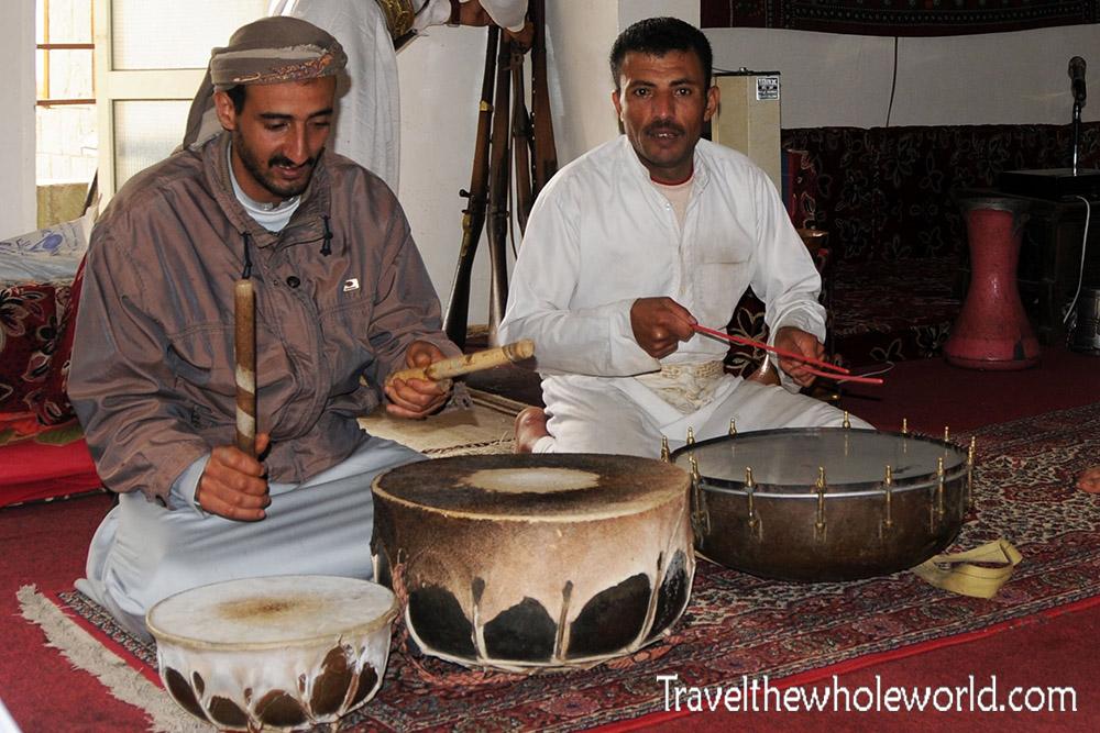 Yemen Manakha Drums