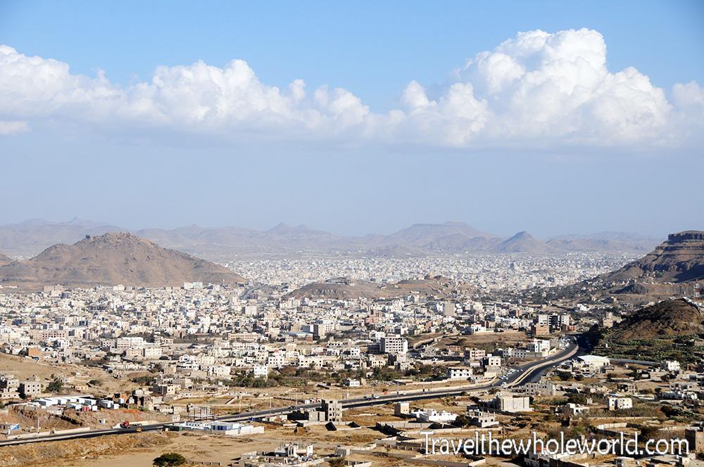 Yemen Sana'a City