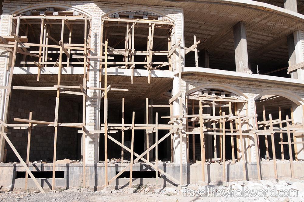 Yemen Sana'a Construction