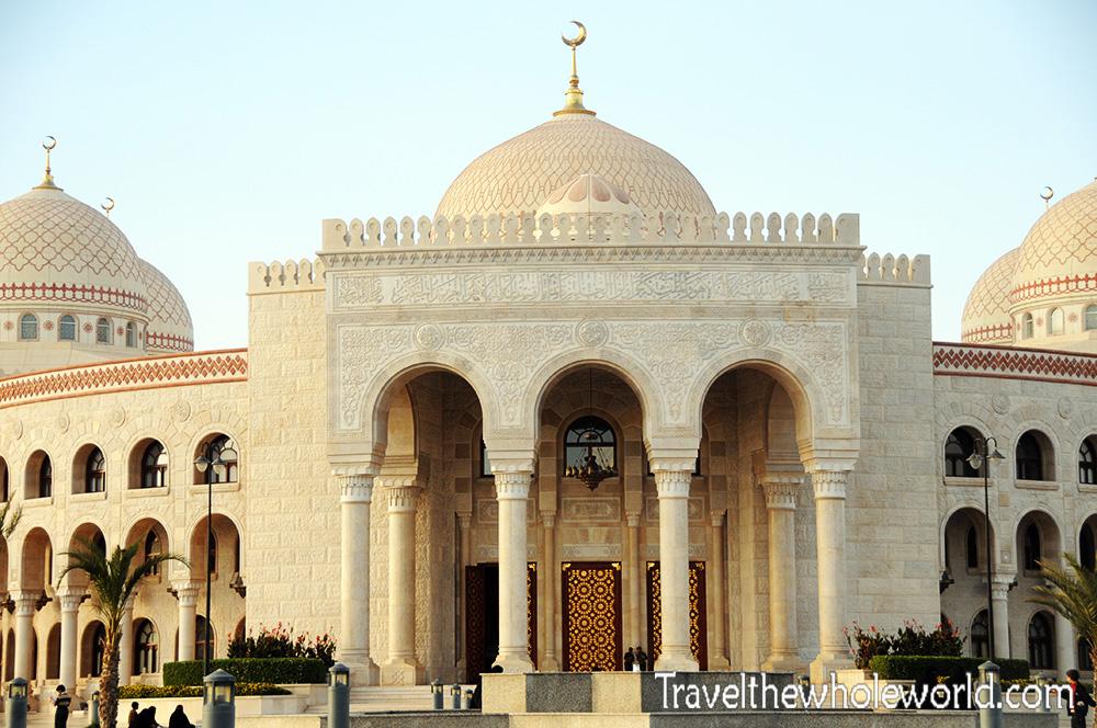 Yemen Sana'a Kings-Mosque