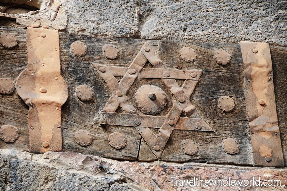 Yemen Sana'a Star Of David