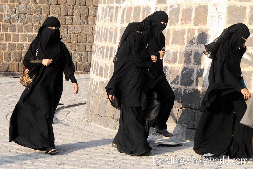 Yemen Sana'a Women