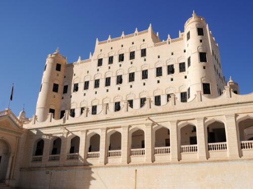 Yemen Seiyun Palace