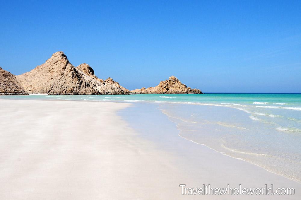 Yemen Socotra Beach