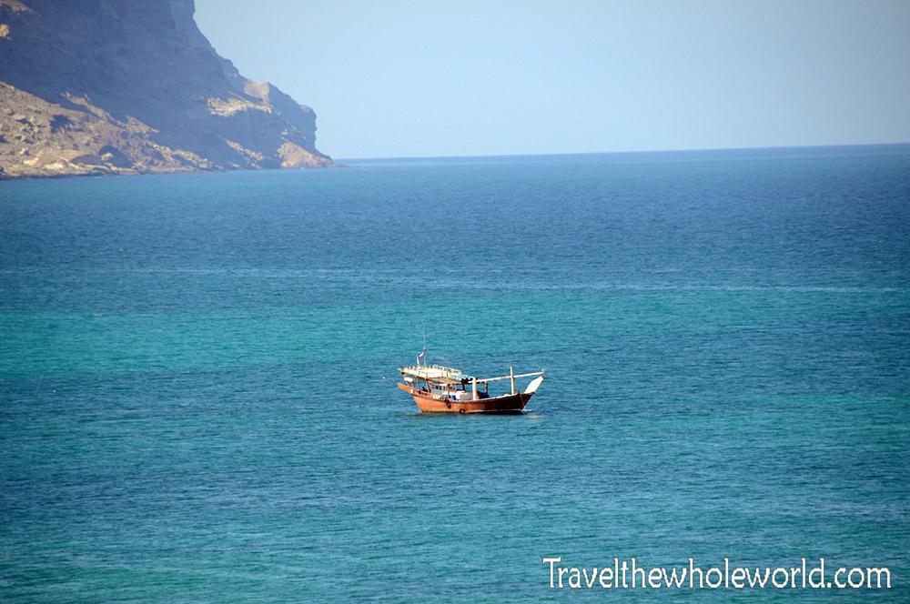 Socotra Boat