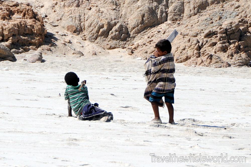 Socotra Kids