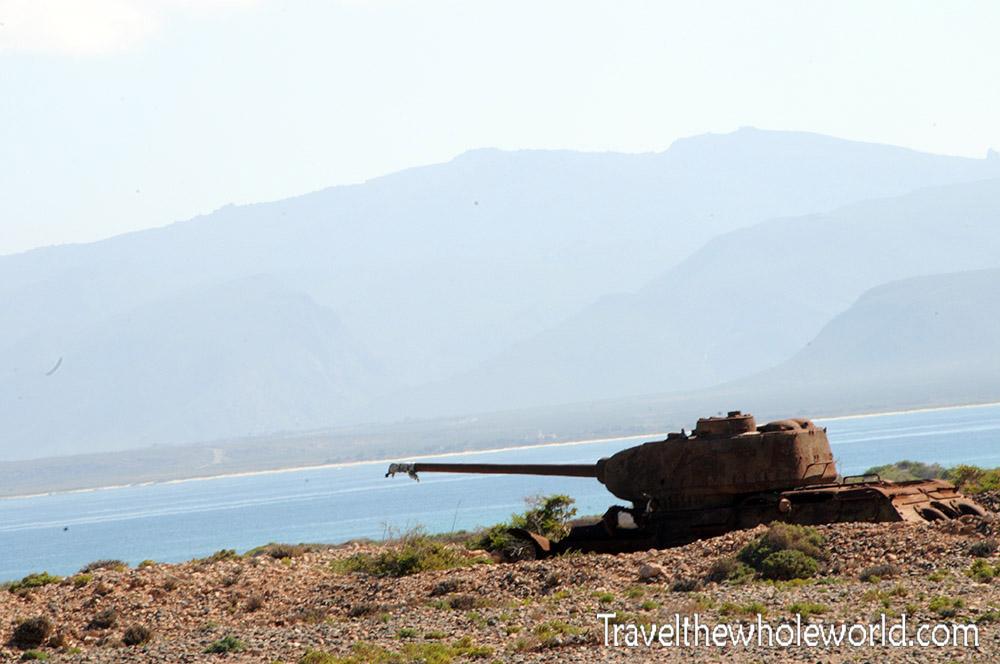 Socotra Tank