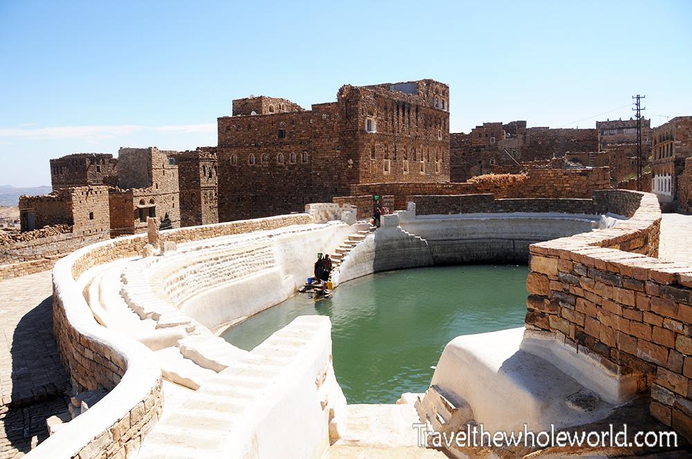 Yemen Thula Cistern