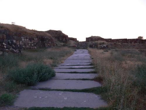 Armenia  Erebuny Stairs