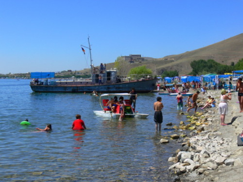 Armenia  Lake Sevan2