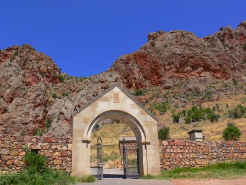 Armenia  Noravank Gate