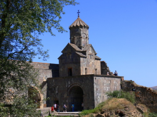 Armenia  Tatev Church