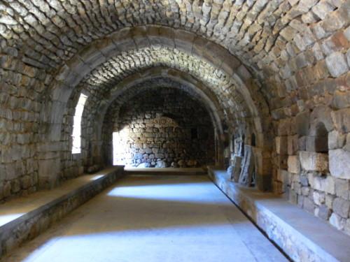 Armenia Tatev Hallway