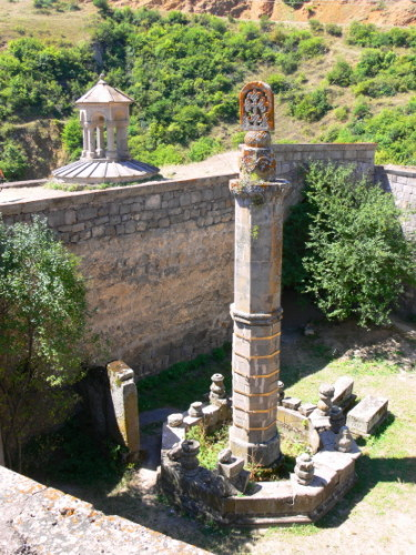 Armenia Tatev Tower