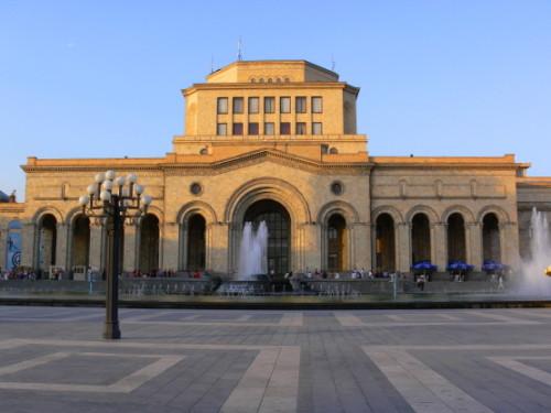 Armenia Yerevan Square