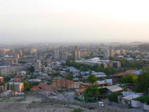 Armenia Yerevan View