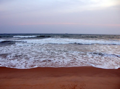 Benin Beach Atlantic