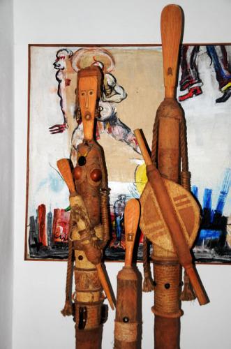 Benin Cotonou Museum