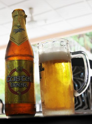 Benin Cotonou Beer