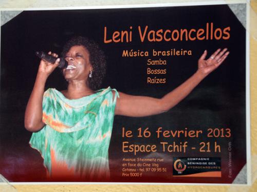 Benin Cotonou Brazilian Music