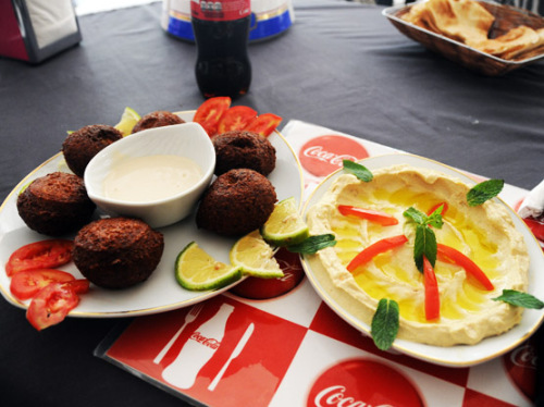 Benin Cotonou Lebanese Food