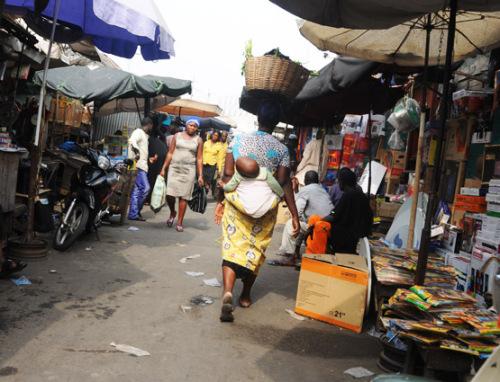 Benin Cotonou Market