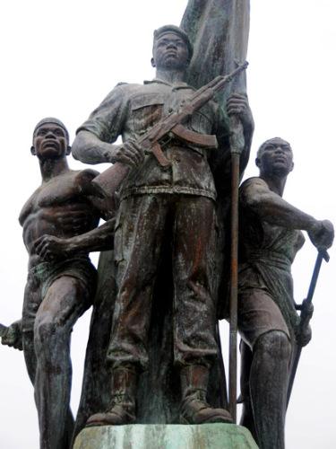 Benin Cotonou War Memorial