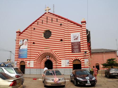 Benin Cotonou Notre Dame