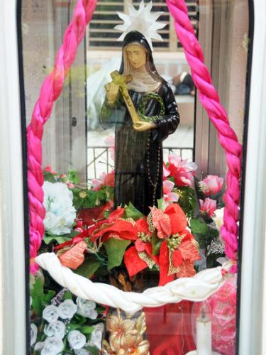 Benin Cotonou Notre Dame Virgin Mary