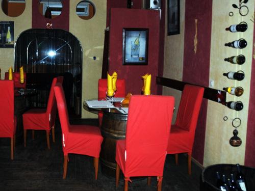 Benin Cotonou Restaurant
