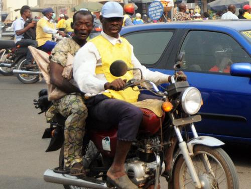 Benin Cotonou Taxi