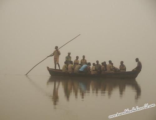 Benin Mangrove Boat