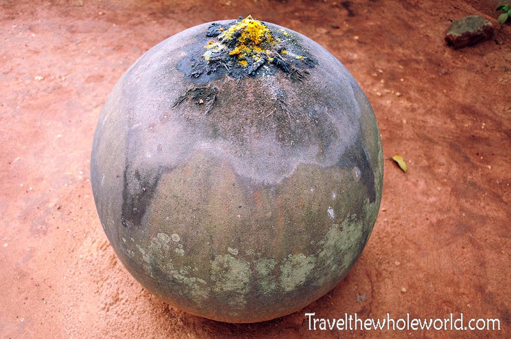 Visiting Ouidah -