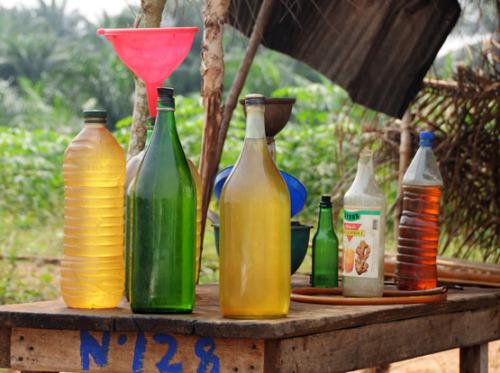Benin Porto Novo Gas Station